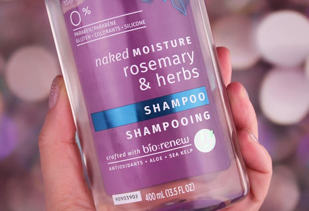 Herbal essences naked moisture rosemary herbs review 1 NINE new formulas from Herbal Essences bio:renew