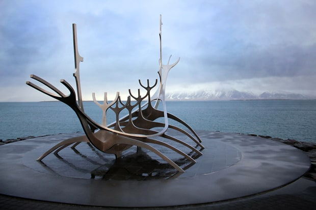 Iceland Solfar Sun Voyager sculpture My Iceland Adventure, Part One: Blue Lagoon, What to do in Reykjavik
