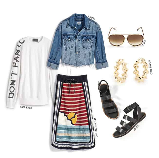 Shopbop guide to california cool fashion 2 Shopbop Sale Spring 2017: this California Girl has some suggestions