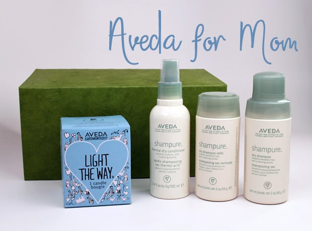 Aveda shampure gift set Mothers Day is coming: Aveda has you covered