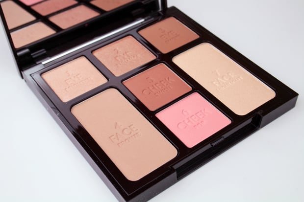 Charlotte Tilbury Instant Look in a Palette Beauty Glow One palette does it all: Charlotte Tilbury Instant Look in a Palette