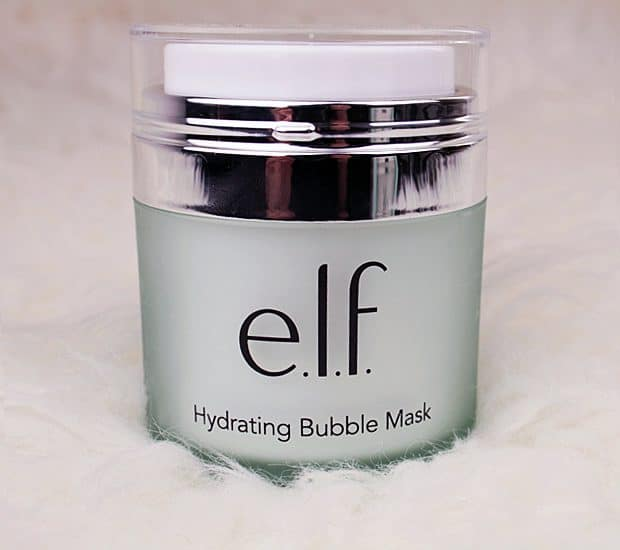 Bubbles make everything better: e.l.f. Hydrating Bubble Mask review