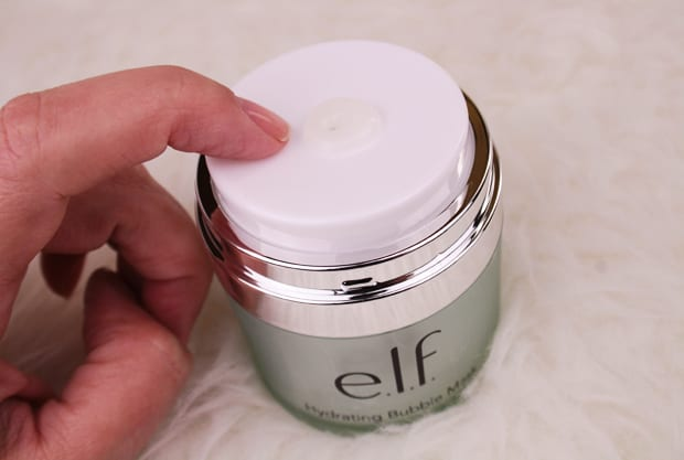 elf Hydrating Bubble Mask 3 Bubbles make everything better: e.l.f. Hydrating Bubble Mask review