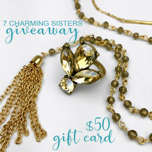 7 Charming Sisters jewelry giveaway We heart 7 Charming Sisters jewelry (and want you win this GIVEAWAY)