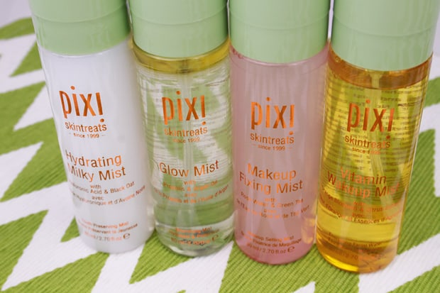 Pixi skintreats mist review Hey Mister, Pixi has something new for you...
