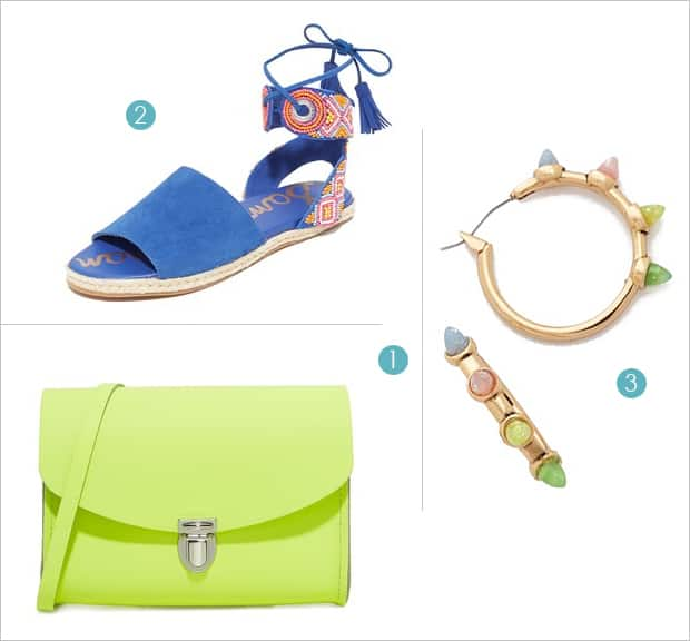 bold accessories shopbop coupon code sale Bold Accessories to Lead You into Summer (on sale now at Shopbop)