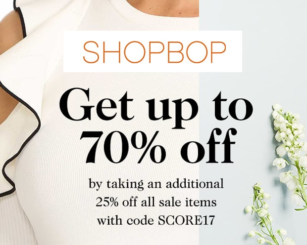 shopbop coupon code sale June 2017 Bold Accessories to Lead You into Summer (on sale now at Shopbop)