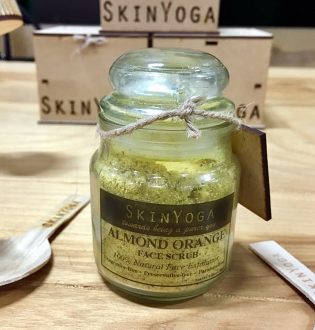 SkinYoga Natural Face Mask Whats Your Take on Organic Beauty Products?