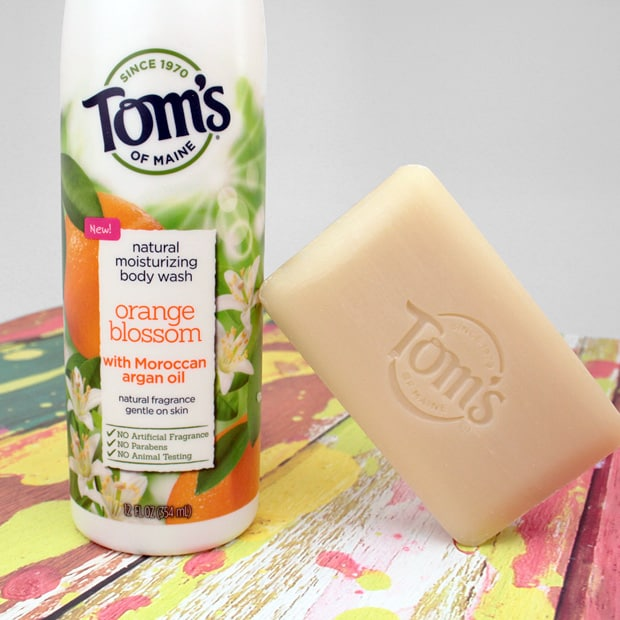 Toms of Maine Creamy Coconut bar soap 4 Toms of Maine Body Wash review (and Beauty Bars too!)