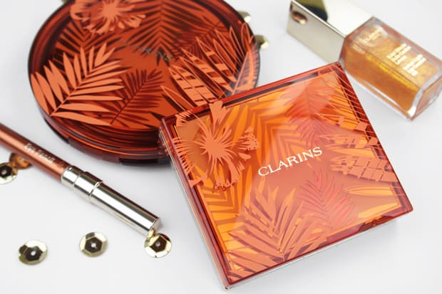 Clarins Sunkissed Summer 2017 collection swatches and review