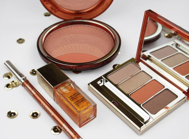 Clarins sunkissed summer 2017 collection review 2 Clarins Sunkissed Summer 2017 collection swatches and review