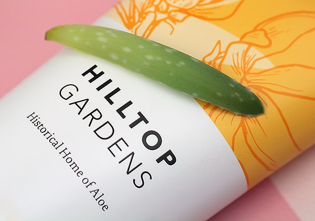Hilltop Gardens Aloe Vera beauty products review 1 Looking for Aloe Vera Beauty Products? Look to the Hilltop