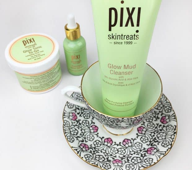 Last Thing Used on My Face: A Glowy Trio by Pixi Beauty