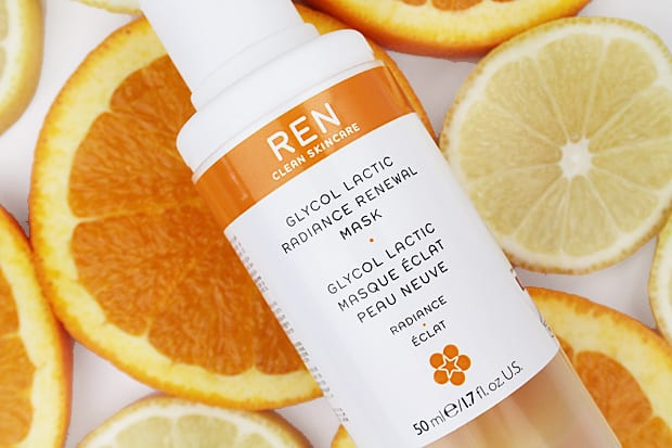 REN Glycol Lactic Radiance Renewal Mask review 1 REN Glycol Lactic Radiance Renewal Mask review