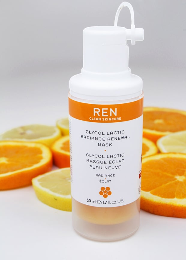 REN Glycol Lactic Radiance Renewal Mask review 3 REN Glycol Lactic Radiance Renewal Mask review