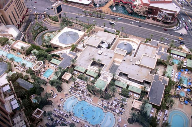 The Palazzo Las Vegas Strip view Looking for Vegas Glamour? Look no further than The Palazzo...