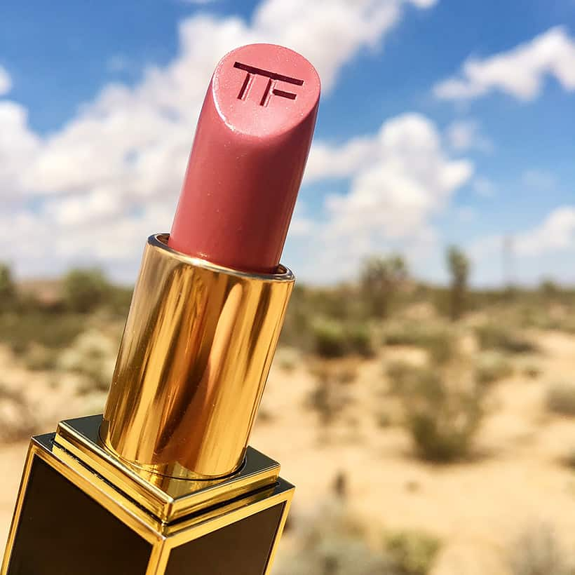 Tom Ford Indian Rose My Gift to You: My Three Favorite Lip Products