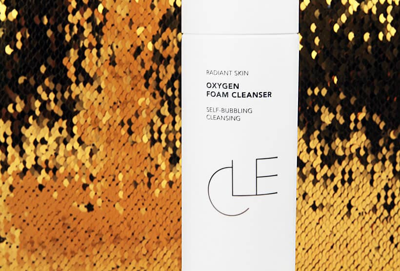 Cosmoprof 2017 beauty picks Cle Cosmetics Oxygen foam cleanser My Five Favorite Beauty Products from Cosmoprof 2017