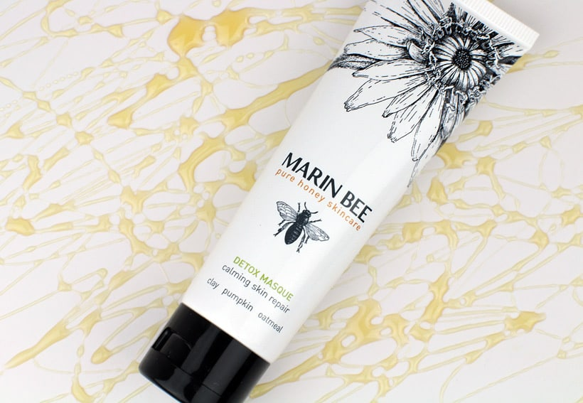 Cosmoprof 2017 beauty picks Marin Bee Honey Skincare Detox Masque My Five Favorite Beauty Products from Cosmoprof 2017