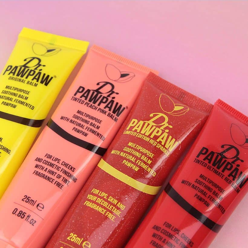 A Beauty Hack from Across the Pond: Dr. PawPaw Balm