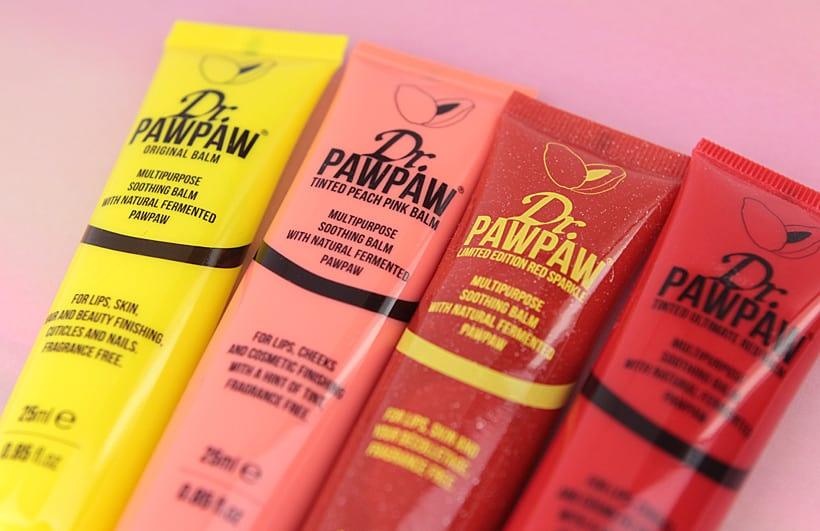 Dr PawPaw soothing multipurpose balm review A Beauty Hack from Across the Pond: Dr. PawPaw Balm