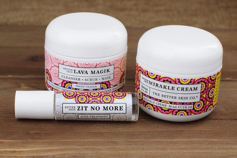 The Better Skin Co Mirakle Cream review Skincare Miracles DO happen...