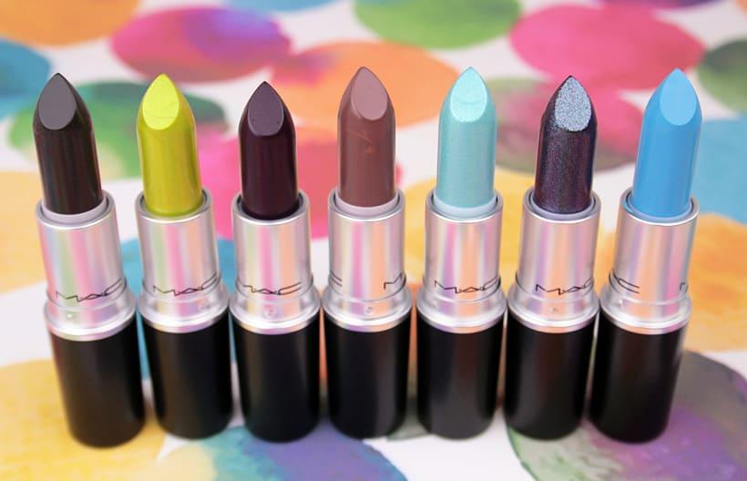 how to choose a mac lipstick