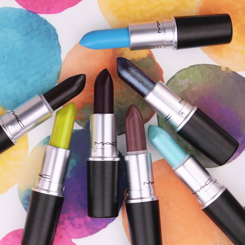 Wild shades MAC Lipstick Banish Boring Lipstick...Choose MAC