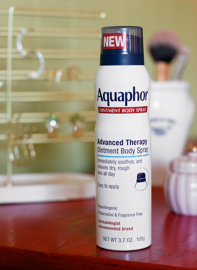 Aquaphor Ointment Body Spray 4 Cold Weather is Coming, Make Sure Your Skin is Ready