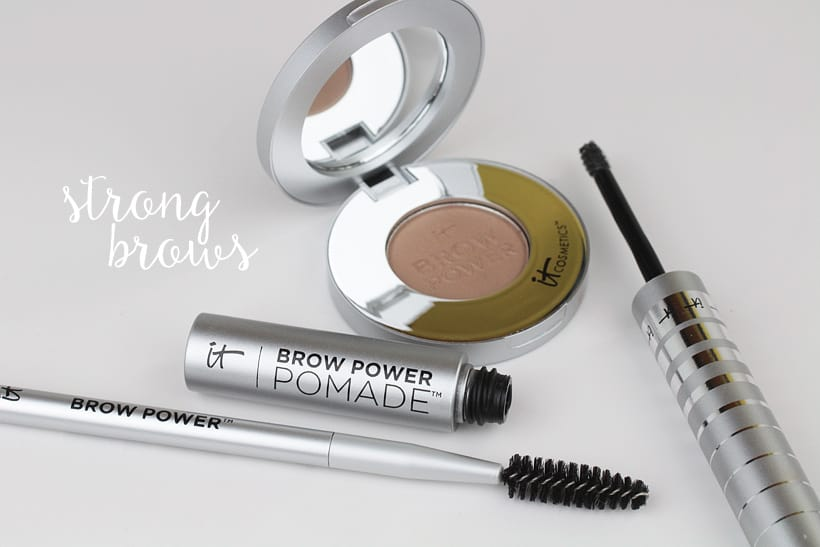 Fall 2017 beauty picks IT Cosmetics Brow Power Five Fall Beauty Must Haves