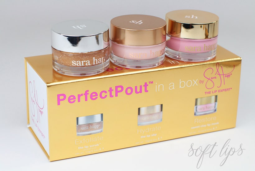 Fall 2017 beauty picks Sara Happ perfect pout in a boxB Five Fall Beauty Must Haves
