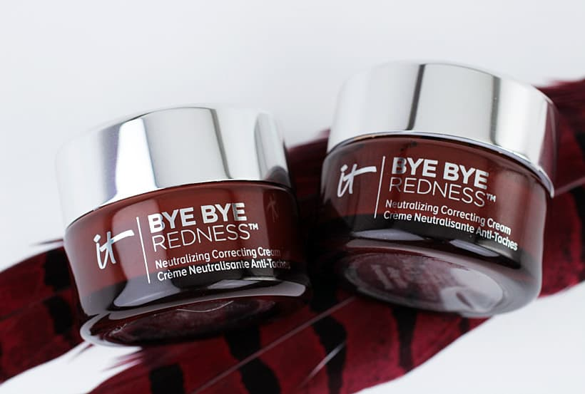It Cosmetics Bye Bye Redness Neutralizing Correcting Cream 1 IT Cosmetics Bye Bye Redness Collection Review