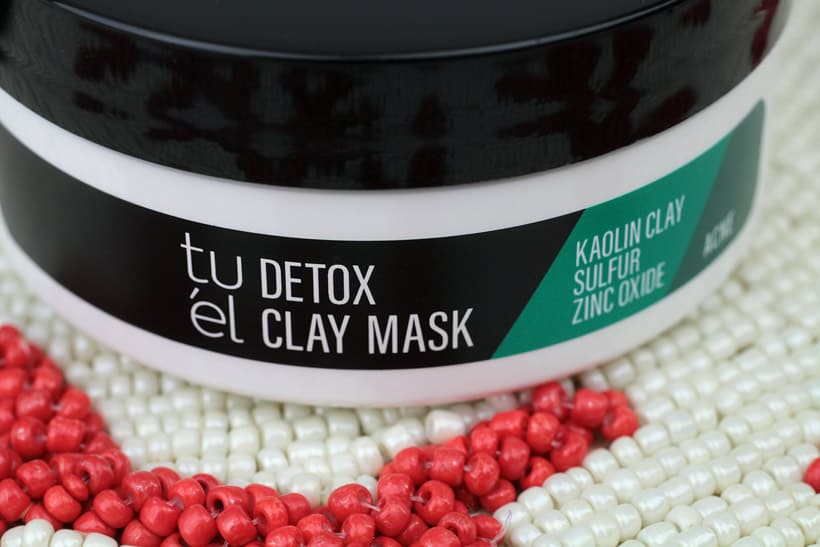 Tuel Detox Clay Mask 2 Take Your Skin To Rehab With Tuél Detox Clay Mask Review