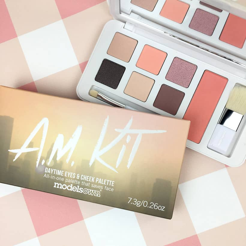 models own am kit palette giveaway Mega Beauty Blog Hop Giveaway: Models Own AM Kit Palette and Ulta Gift Card (plus, much more!)