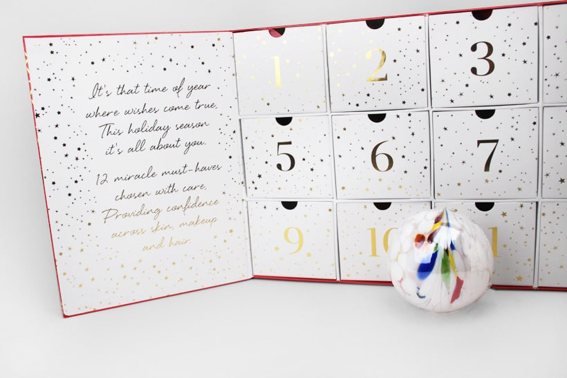 skinstore 12 miracles of beauty advent calendar B Holiday Gift Guide: Must Have Beauty Advent Calendar