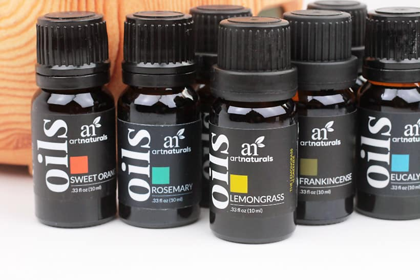 Artnaturals Fragrance oils review Holiday Gift Guide for Fragrance Lovers (that ARE NOT perfume)