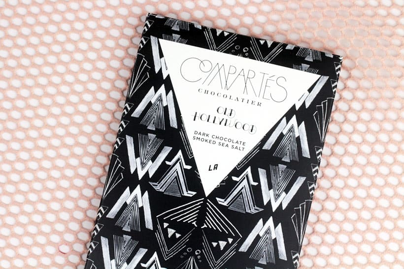 Compartes Chocolate Old Hollywood Holiday Gift Guide for Foodies