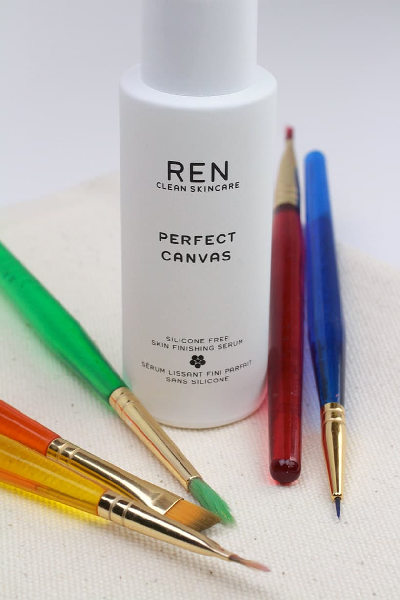 Ren Perfect Canvas serum primer 3 Ren Perfect Canvas; a Primer, a Serum and Much, Much More