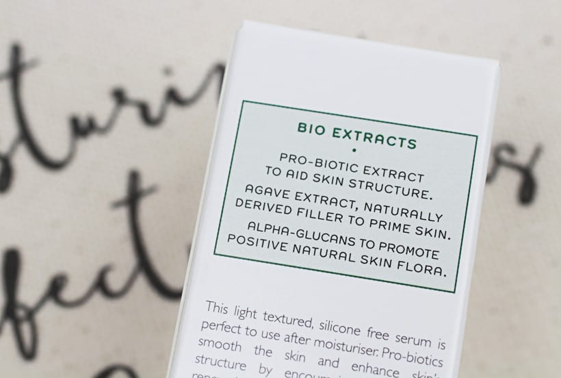 Ren Perfect Canvas serum primer box 5 Ren Perfect Canvas; a Primer, a Serum and Much, Much More