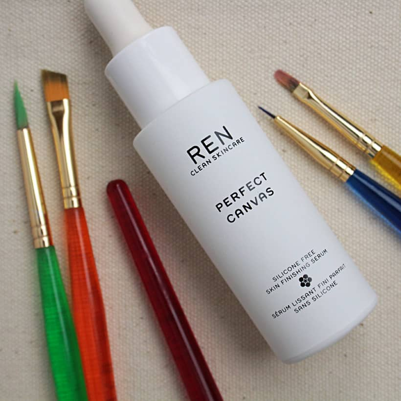 Ren Perfect Canvas serum primer Ren Perfect Canvas; a Primer, a Serum and Much, Much More
