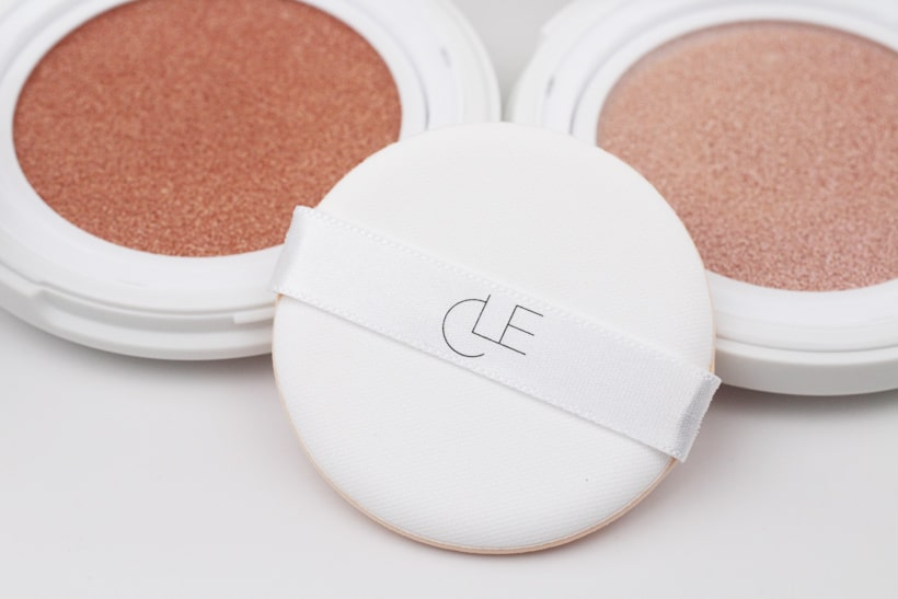 CLE Essence Moonlighter Cushion 3 CLE Essence Moonlighter Cushion swatches and review