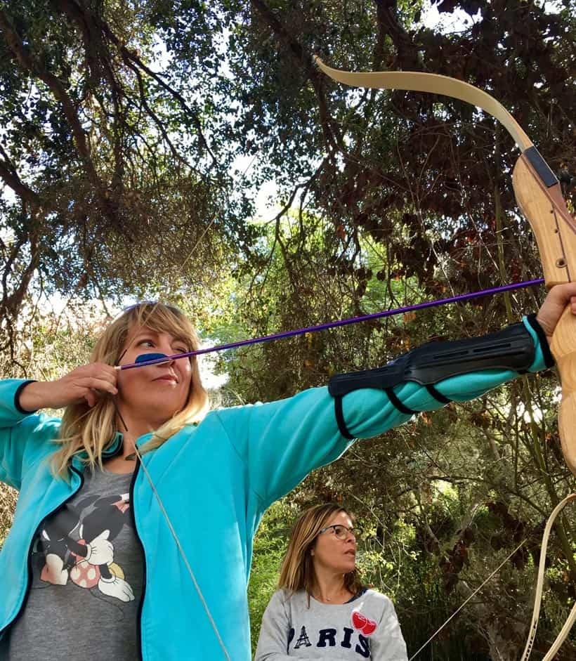 Golden Door Archery class A Peek Behind the Golden Door