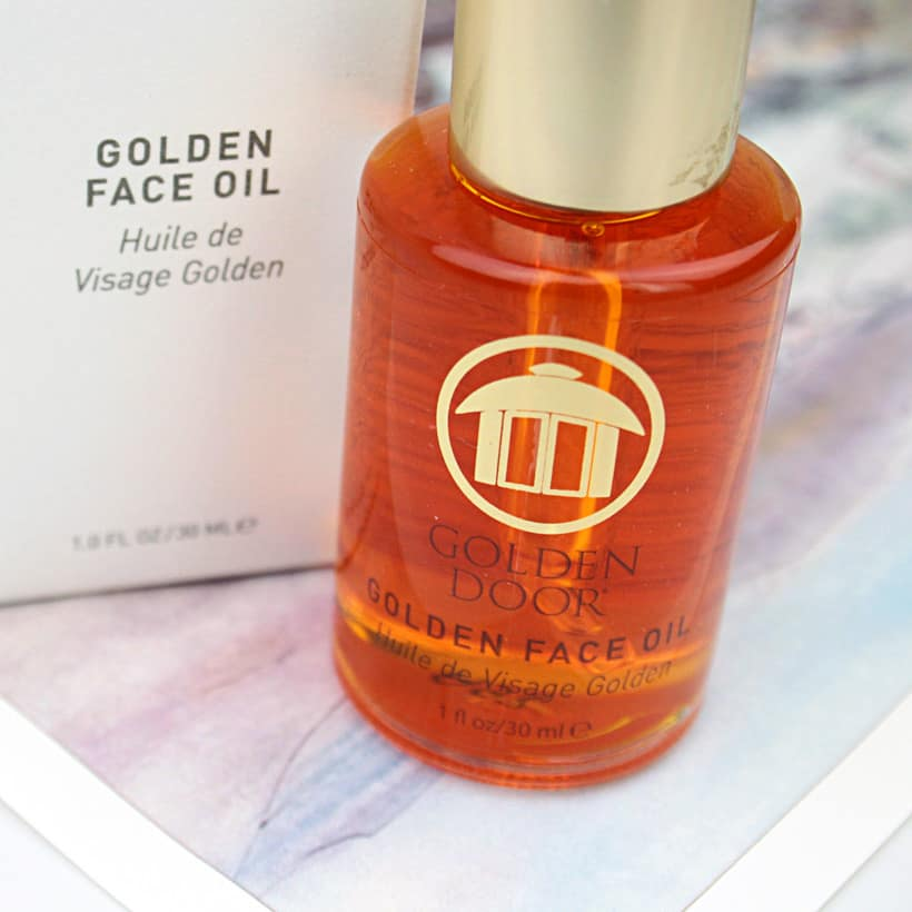 Golden Door Facial Oil review 1 Get the Golden Door Experience at Home with Golden Door Skincare