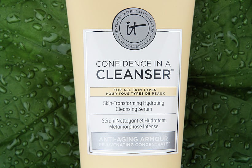 IT Cosmetics Confidence Cleanser 2 Holy Grail Status: IT Cosmetics Confidence in a Cleanser