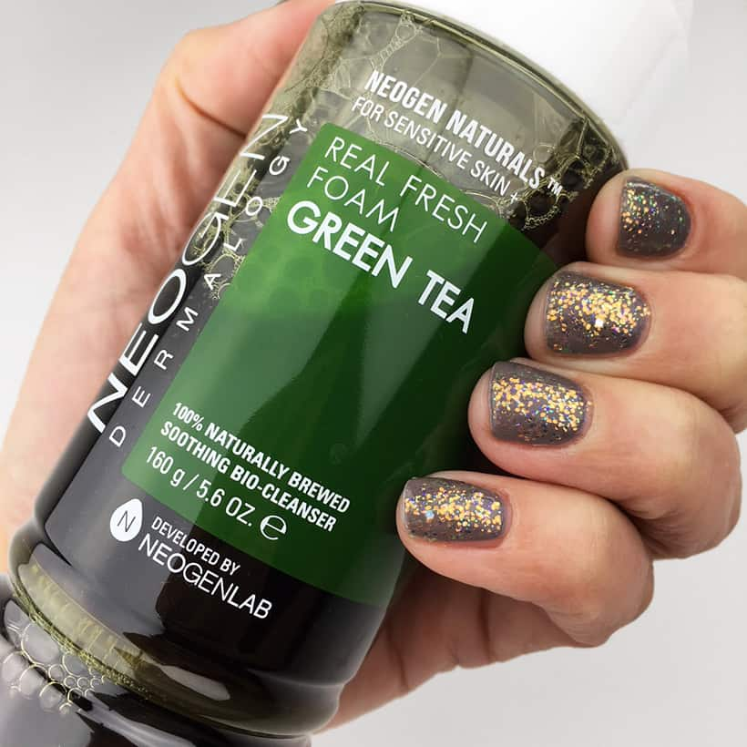 Neogen Green Tea Foam Cleanser Five New Beauty Products You Need Right Now