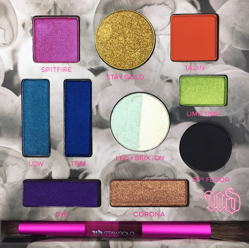 Urban Decay Kristen Leanne Kaleidoscope Dream Eyeshadow Palette Five New Beauty Products You Need Right Now