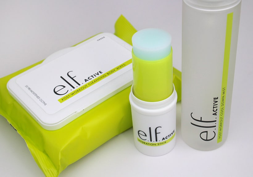 elf active cool down mist 2 The NEW ELF Active collection  it's for everyone!
