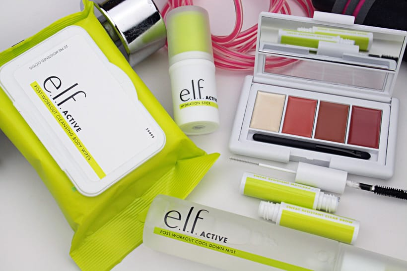 elf active cool down mist The NEW ELF Active collection  it's for everyone!