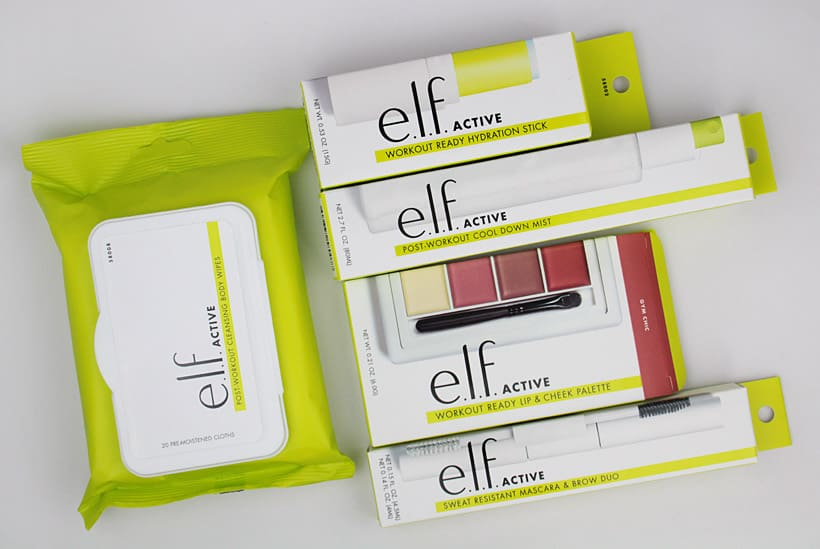 elf active workout ready hydration stick The NEW ELF Active collection  it's for everyone!