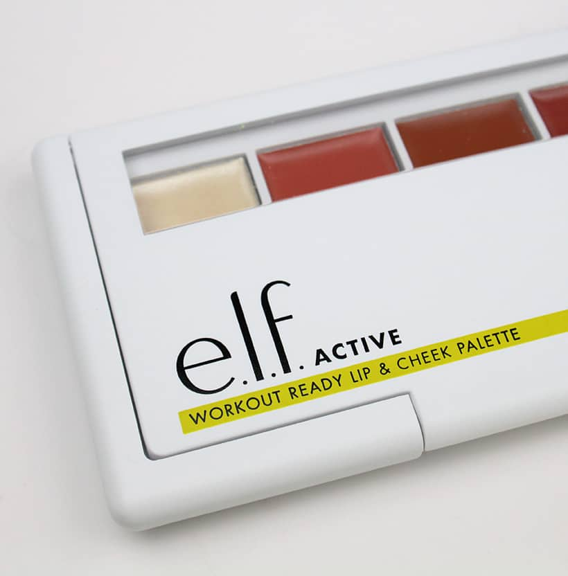 elf active workout ready lip cheek palette 2 The NEW ELF Active collection  it's for everyone!